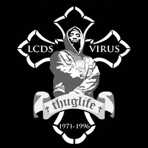 Illustration du profil de LCDS Virus