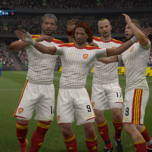 GALERIE D'IMAGE INGAME Fifa 11