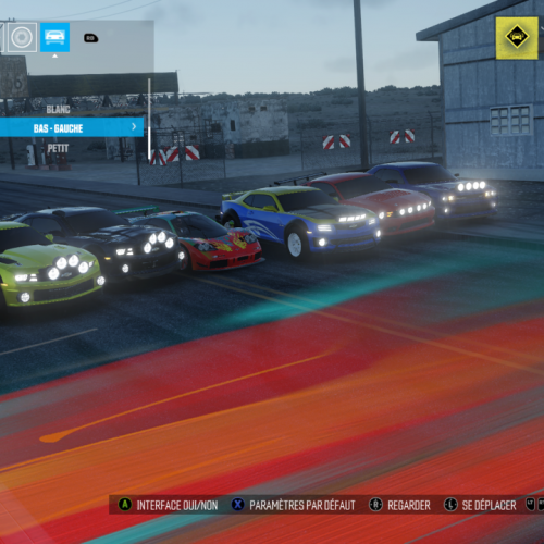 GALERIE D'IMAGE INGAME Forza 13
