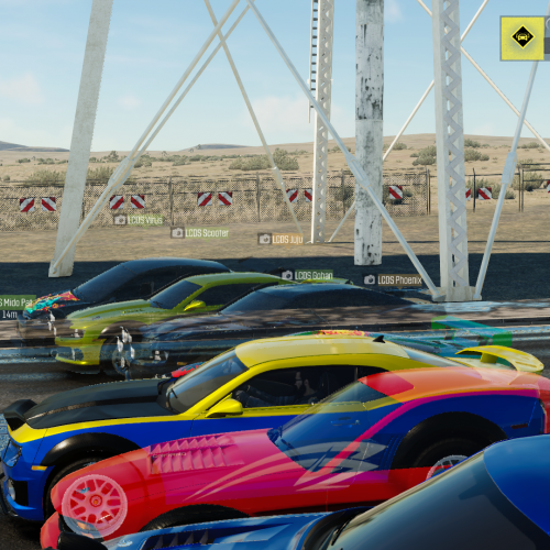 GALERIE D'IMAGE INGAME Division 1