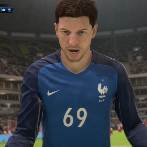 GALERIE D'IMAGE INGAME Fifa 10