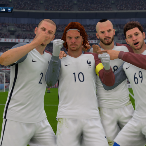 GALERIE D'IMAGE INGAME Fifa 9