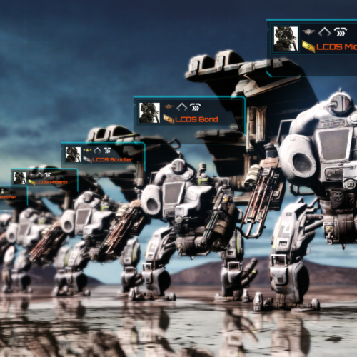 GALERIE D'IMAGE INGAME Hawken 2