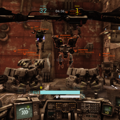 GALERIE D'IMAGE INGAME Hawken 3