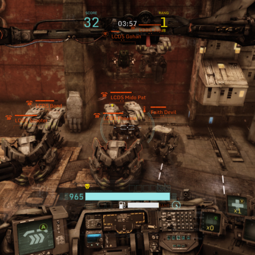 GALERIE D'IMAGE INGAME Hawken 4
