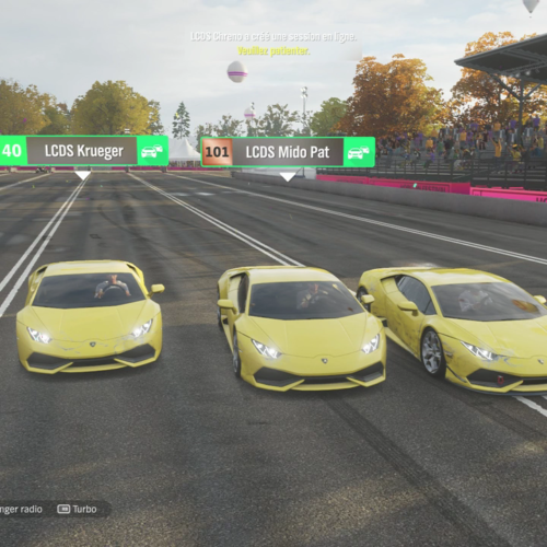 GALERIE D'IMAGE INGAME Forza 16