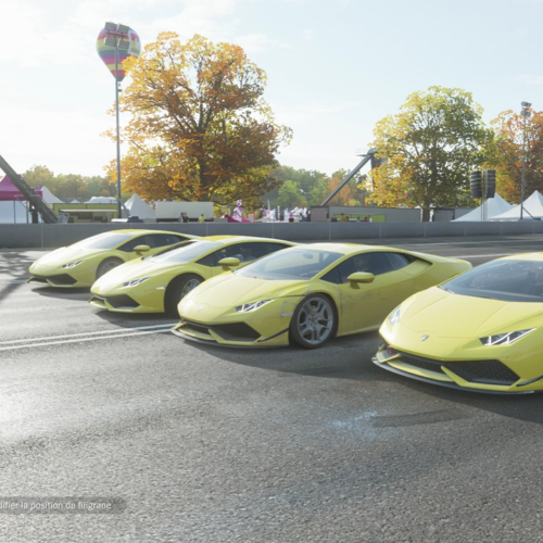 GALERIE D'IMAGE INGAME Forza 17