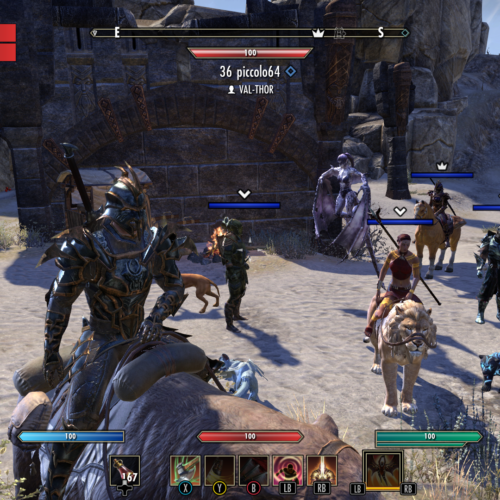 GALERIE D'IMAGE INGAME TESO 01