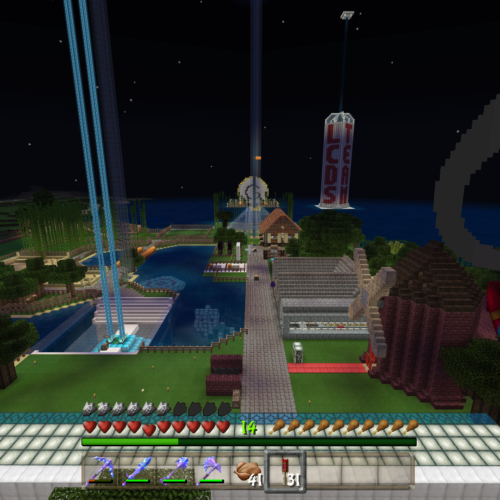GALERIE D'IMAGE INGAME Minecraft 17