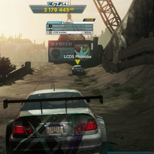 GALERIE D'IMAGE INGAME NFS 004