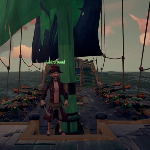 GALERIE D'IMAGE INGAME Sea of Thieves 016