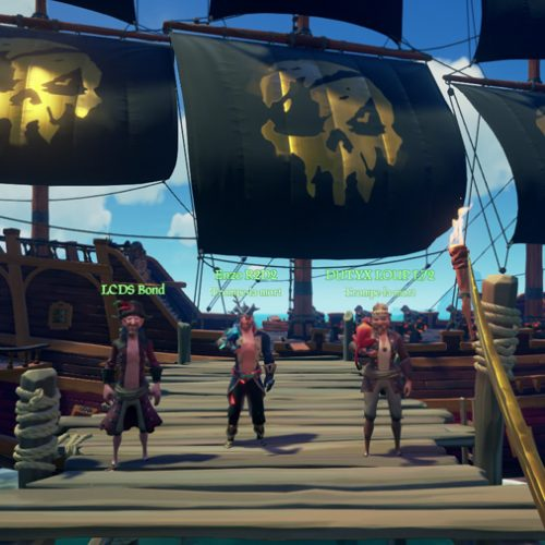 GALERIE D'IMAGE INGAME Sea of Thieves 020