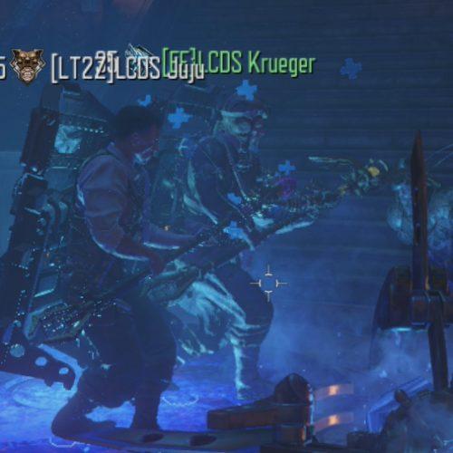 CoD BO III - Zombie 006