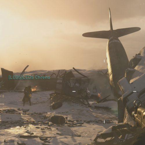 CoD WWII - Zombie 002